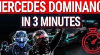 Afbeelding: Mercedes' tijdperk van dominantie in minder dan drie minuten