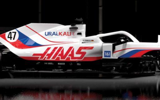 Opinie | Haas omzeilt schorsing van Rusland met Russische livery voor Mazepin