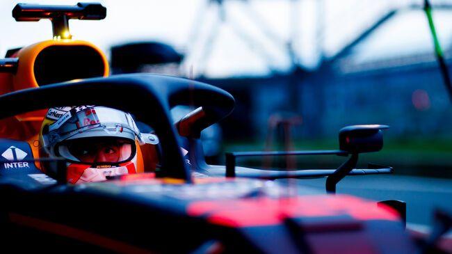 Red Bull plaatst eerste foto van Verstappen in nieuwe RB16B