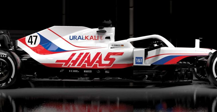 Opinion | Haas bypassed Russia's suspension with Russian livery for Mazepin