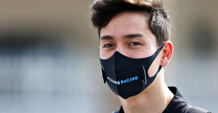 Williams behoudt reservecoureur voor 2021 die in 2020 al zijn debuut maakte