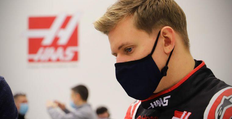 Schumacher krijgt meer motivatie van zijn achternaam: ''Ben er trots op''