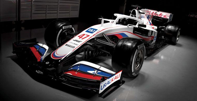 BREAKING: Haas onthult hoe de VF21 eruit gaat zien; auto zelf laat op zich wachten