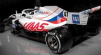 Image: The Internet discusses the 'Russian livery' on the American Haas F1 car