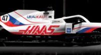 Afbeelding: Opinie | Haas omzeilt schorsing van Rusland met Russische livery voor Mazepin