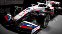 Image: Haas F1 launch car with new title sponsorship with Uralkali