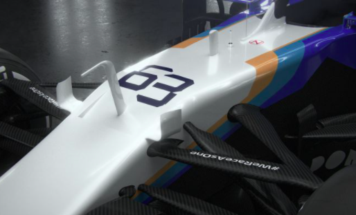 Pictures: View the new Williams FW43-B from all angles!