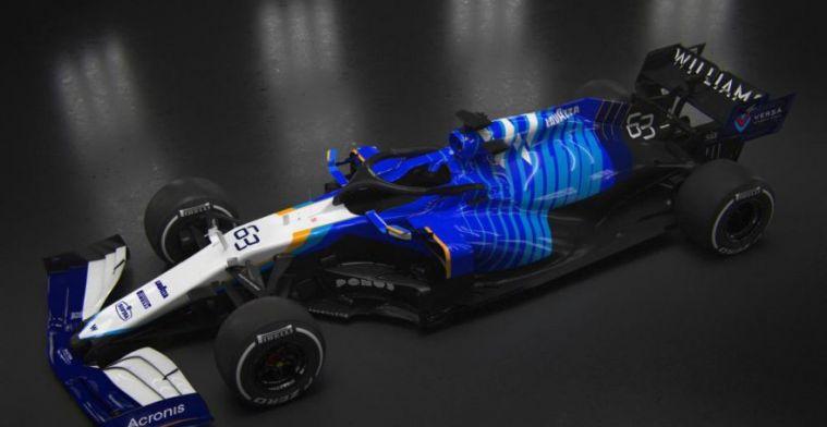 BREAKING: Williams lanceert de nieuwe FW43B voor 2021