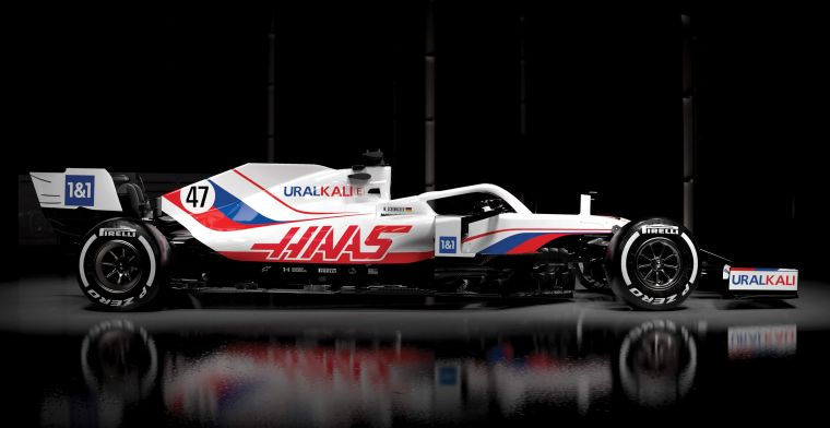 WADA investigates dubious 'Russian livery' of Haas
