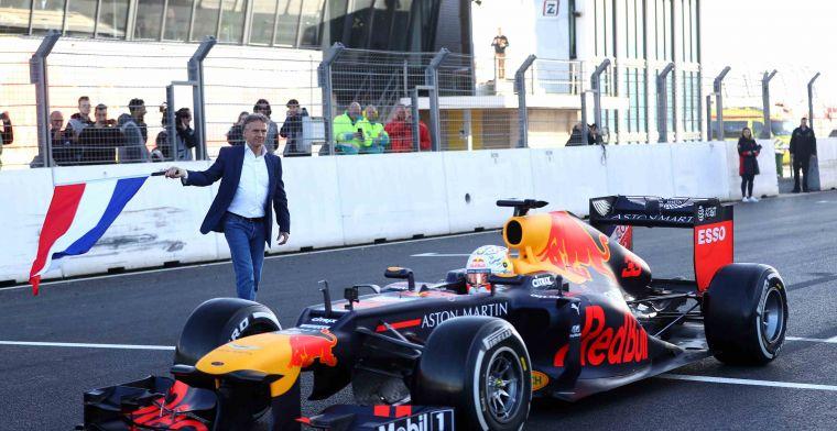Zandvoort blijft hoop houden op Nederlandse GP met 105.000 fans per dag