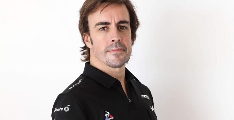 Geen nummer 1-coureur bij Alpine: ''Er zullen echter geen teaminstructies zijn''