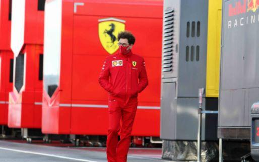 Ferrari's GT-coureur met schaamrood op de kaken na Binotto-gerucht