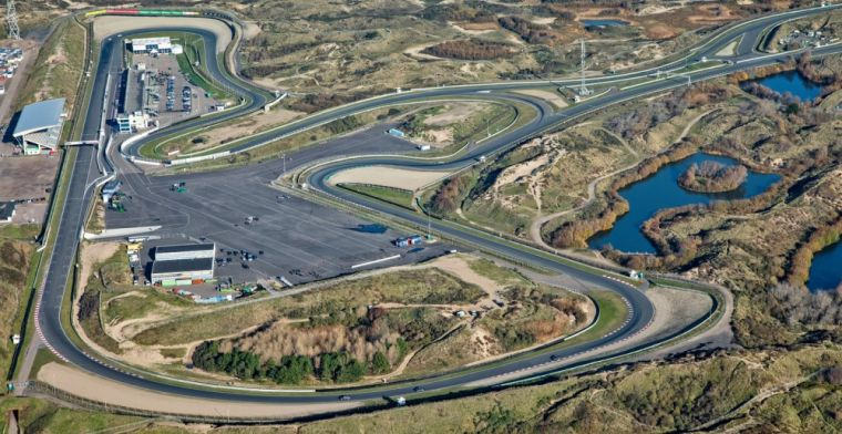 Zandvoort stays positive about GP: 'One way or the other, it will happen'