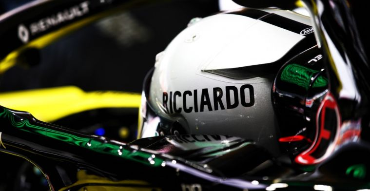 Ricciardo maakt sinds vertrek bij Red Bull optimaal gebruik van zijn vrijheid