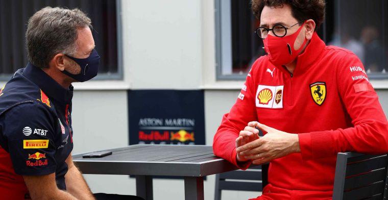 Gerucht: Ferrari ontslaat Binotto als teambaas voordat F1-seizoen begonnen is