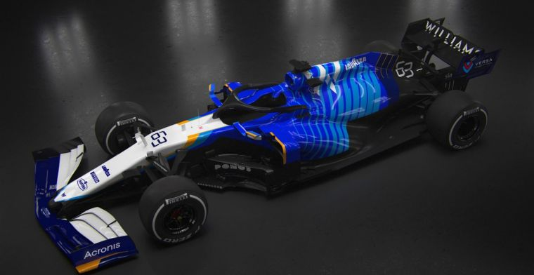 Williams already in contact with sponsors who can fill 'empty' livery