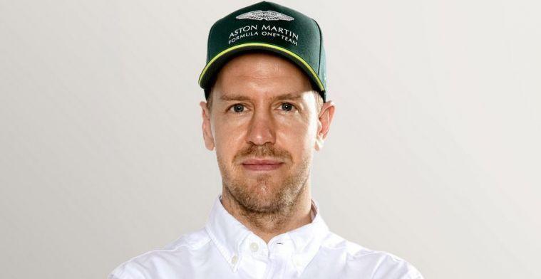 Vettel heeft vrede met vertrek bij Ferrari: 'Hele jaar was een uitdaging'