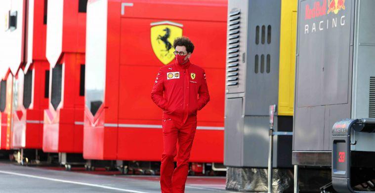 Ferrari's GT driver embarrassed after Binotto rumour