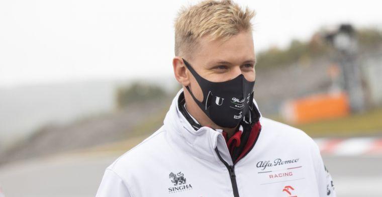 Schumacher hoopt zijn vader te evenaren: 'Dat is voor mij de grootste factor'