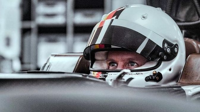 Vettel geeft niet op: 'Ik heb het nog in mij'