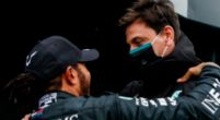 Image: Wolff: 'If Lewis stays in Formula 1, we want to do it together'