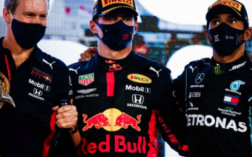 De Vries: 'Will never know if Verstappen is better than Hamilton'