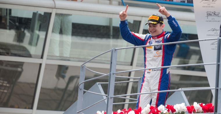 Middagupdate F2-test in Bahrein: Beckmann bovenaan, meeste meters voor Viscaal