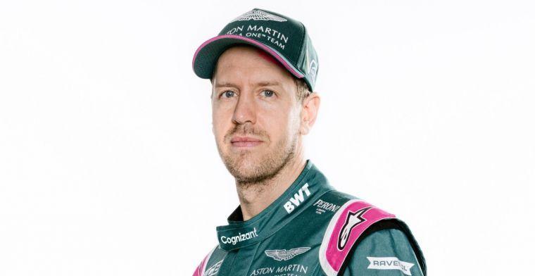 Vettel makkelijker dan Perez: 'Zijn rijstijl is minder extreem'