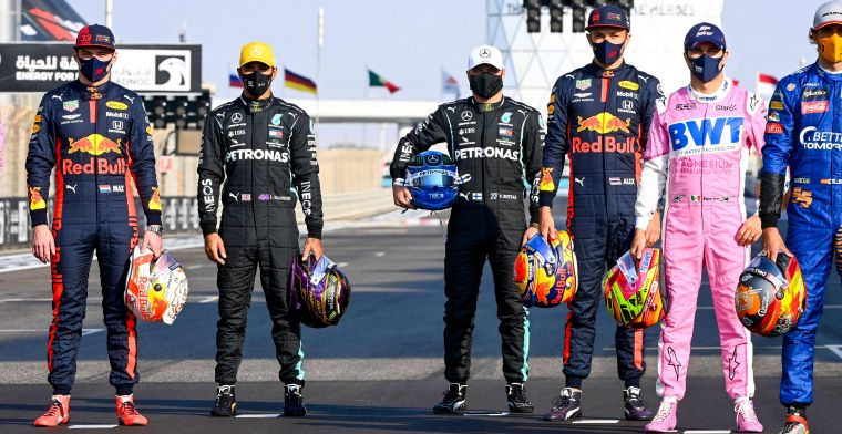 UPDATE | F1-wintertest Bahrein: Mercedes en Ferrari onthullen volledige line-up