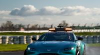 Image: Aston Martin and Mercedes share the credit: 'These cars have to be fast above all'