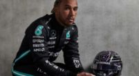 Image: Hamilton not happy with Mercedes after all? 'Looks a bit grumpy'
