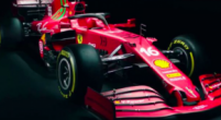 Image: BREAKING: Ferrari unveils the SF21 for the 2021 F1 season