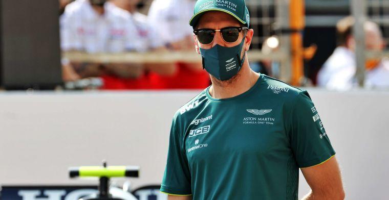 Enorme achterstand voor Vettel: 'Je krijgt bijna medelijden met Sebastian'