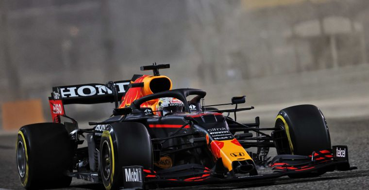 RB16B looks stuck to tarmac: 'Like Verstappen is in old Mercedes'
