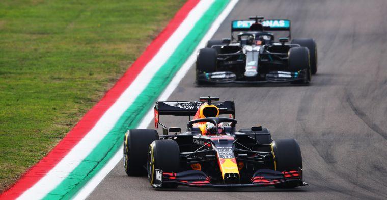 Ik ben ervan overtuigd dat Verstappen Hamilton kan uitdagen in de titelstrijd