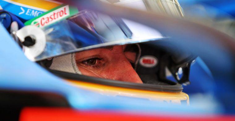 Alonso gaat slim racen: 'Niet vergeten dat we 23 races op de kalender hebben