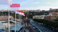 Image: Positive images! Monaco street circuit under construction