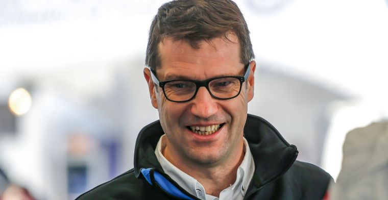 Williams presents new technical director switching from Volkswagen