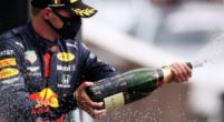 Image: Verstappen: 'I started cramping because of the excitement and the focus'