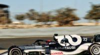 Afbeelding: AlphaTauri-coureurs enthousiast over de wagen: 'Het is een fijn beginpunt'