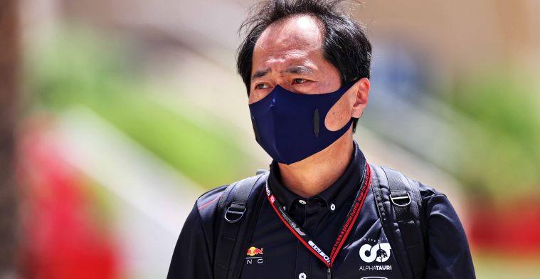 Tanabe: 'Nu moeten we zien hoe we ervoor staan in de kwalificatie en de race'