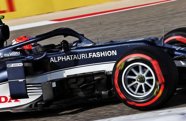 Gasly vlak achter Red Bull en Mercedes: Hadden het niet verwacht