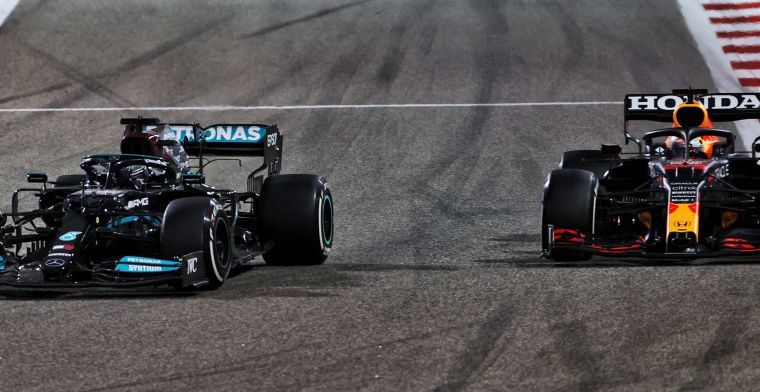 Ratings after Bahrain | Hamilton and Verstappen come from a different planet