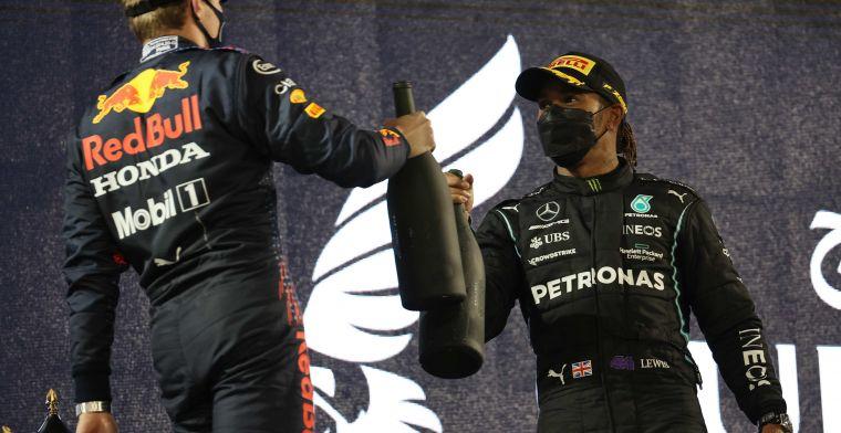 Column | De eerste slag is 'weer' voor Mercedes, maar er is eindelijk oorlog in F1