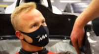 Image: Mazepin angry with himself after shortest F1 debut in nineteen years