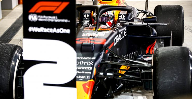 Former world champion Jones doesn't understand Verstappen's reaction: 'Just drive'
