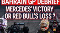 Afbeelding: Heeft Mercedes gewonnen of heeft Red Bull verloren? | Debrief GP Bahrein