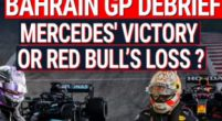 Image: Did Mercedes win the Bahrain GP or did Red Bull lose it? | Bahrain GP Debrief