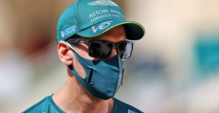 Berger wijst pijnpunt aan van Vettel: 'Daar is hij nooit goed in geweest'