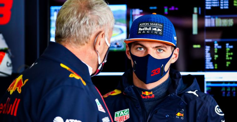Marko: This is the advantage Hamilton has over Verstappen
